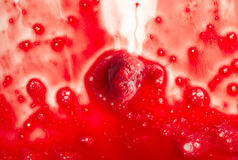 Blood stock image