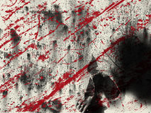 Blood background Royalty Free Stock Photography