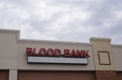 Blood Bank stock photos