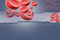 Blood cell Stock Photography