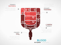 Blood Royalty Free Stock Photos