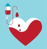 Blood design Stock Photo