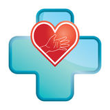 Blood donation. Stock Photos
