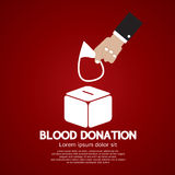 Blood Donation Concept. Stock Photos