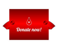 Blood donation Royalty Free Stock Photo