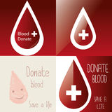 Blood donation Stock Photos