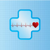 Blood donation vector. Stock Photography