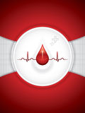Blood donation Royalty Free Stock Images