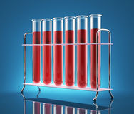 Blood donations Royalty Free Stock Images