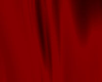 Blood dripping. On a solid red background Stock Photo