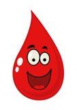 Blood drop Royalty Free Stock Photo