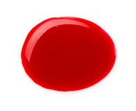 Blood drop Stock Photo