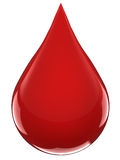 Blood Drop Royalty Free Stock Image