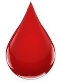 Blood Drop Royalty Free Stock Image
