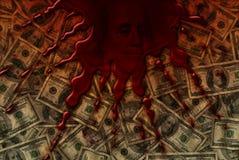 Blood Money Stock Photos