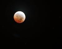 Blood Moon Stock Image
