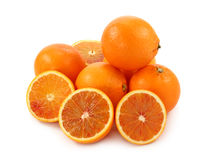 Blood orange Royalty Free Stock Photo