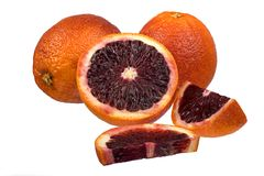 Blood orange Royalty Free Stock Photography
