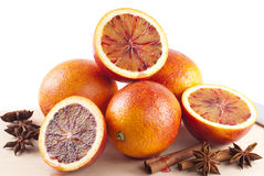 Blood Orange Royalty Free Stock Image