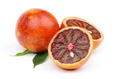 Blood Orange Royalty Free Stock Photo