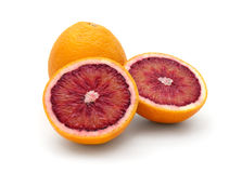 Blood orange Stock Photo