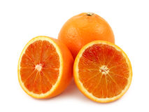 Blood orange Royalty Free Stock Photos