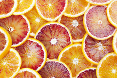 Blood orange background Royalty Free Stock Photos