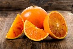 Blood orange Stock Images