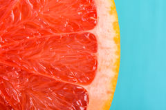 Blood Orange Slice Stock Photos