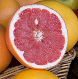 Blood Orange Stock Image
