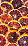 Blood Orange Slices Royalty Free Stock Photography