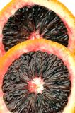 Blood oranges Royalty Free Stock Image