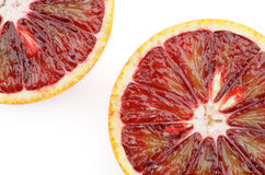 Blood Oranges Royalty Free Stock Images