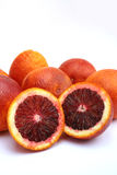 Blood Oranges Royalty Free Stock Photography