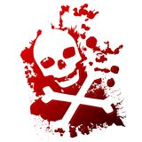 Blood poison Royalty Free Stock Photos