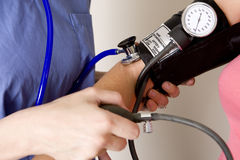 Blood pressure Stock Photos