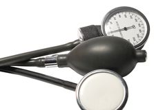 Blood pressure Royalty Free Stock Images