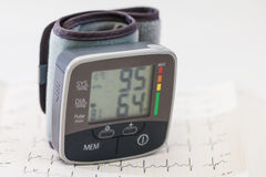 Blood pressure Royalty Free Stock Photo