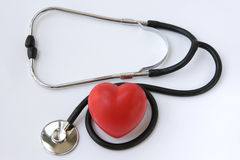 Blood pressure care  Royalty Free Stock Images