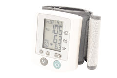 Blood pressure device (2) Royalty Free Stock Images