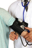 Blood pressure Royalty Free Stock Image