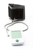 Blood pressure gauge Stock Photos