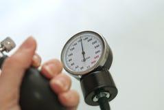 High Blood Pressure Stock Image