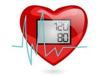A Girl Taking Blood Test illustration Stock Vector Art ...  |Cartoon Blood Pressure Test