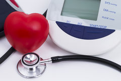 Blood pressure Royalty Free Stock Photography