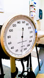 Blood pressure measure Stock Image