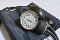 Blood pressure measurement Royalty Free Stock Photos