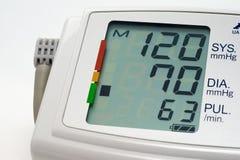 Blood Pressure Measuring Royalty Free Stock Photos