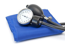 Blood Pressure Measuring Equipment Stock Photo