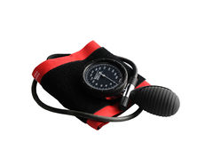 Blood Pressure measuring instrument royalty free stock photo